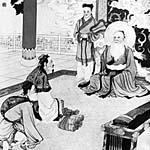 Lao Tzu si Confucius