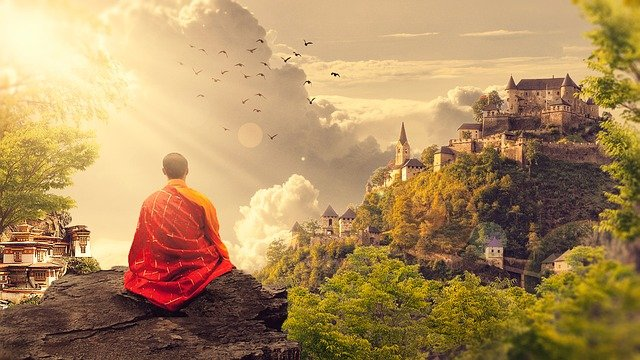 Meditatia in taoism